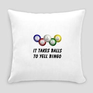 Balls2Bingo Everyday Pillow