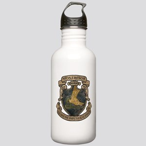Montresor Coat Of Arms Stainless Water Bottle 1.0L