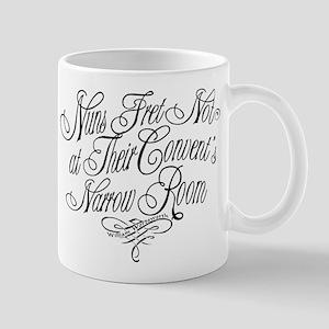 Nuns Fret Not Mug
