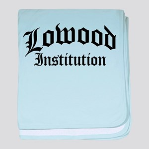 Lowood Institution baby blanket