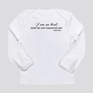 No Net Ensnares Me Long Sleeve Infant T-Shirt