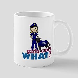 Police Canine Officer Mug