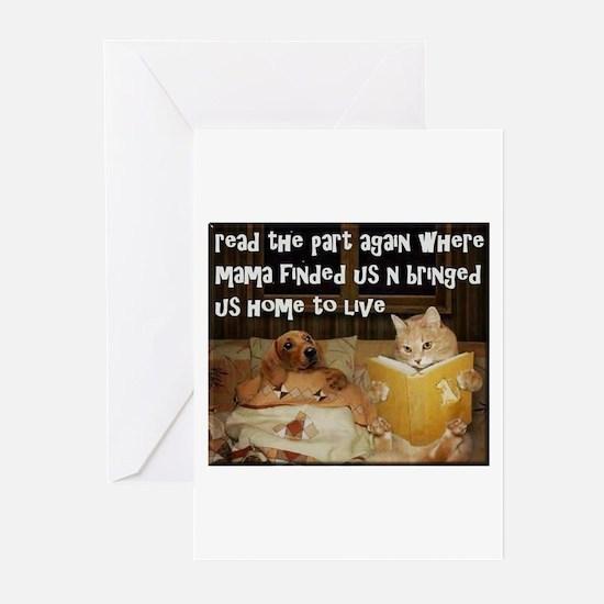 Adopt A Pet Greeting Cards (Pk of 20)