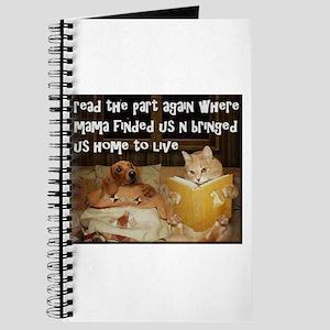 Adopt A Pet Journal