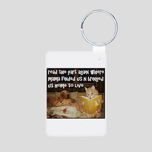 Adopt A Pet Keychains