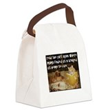 Animal rescue Canvas Lunch Bag