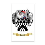 Beverly 35x21 Wall Decal