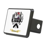 Beverly Rectangular Hitch Cover