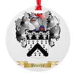Beverley Round Ornament