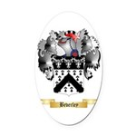 Beverley Oval Car Magnet