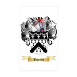Beverley Sticker (Rectangle 50 pk)