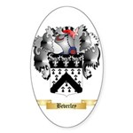 Beverley Sticker (Oval 50 pk)