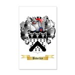 Beverley 35x21 Wall Decal