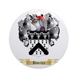 Beverley Ornament (Round)