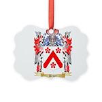 Bever Picture Ornament