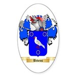 Bevens Sticker (Oval 50 pk)