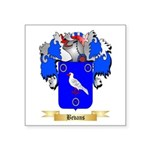 Bevans Square Sticker 3