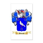 Bevand 35x21 Wall Decal
