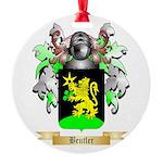 Beutler Round Ornament