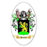 Beutler Sticker (Oval)
