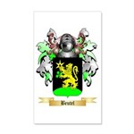 Beutel 20x12 Wall Decal