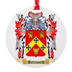 Bettsworth Round Ornament