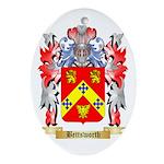 Bettsworth Ornament (Oval)