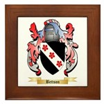 Bettson Framed Tile