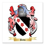 Betts Square Car Magnet 3