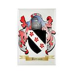 Bettison Rectangle Magnet (100 pack)