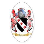 Bettison Sticker (Oval)