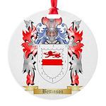 Bettinson Round Ornament
