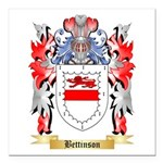 Bettinson Square Car Magnet 3