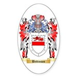 Bettinson Sticker (Oval)