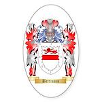 Bettinson Sticker (Oval 50 pk)