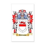 Bettinson 35x21 Wall Decal