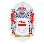 Bettinson Ornament (Oval)