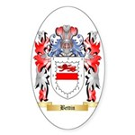 Bettin Sticker (Oval 50 pk)