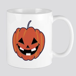 Smiley Halloween Mug