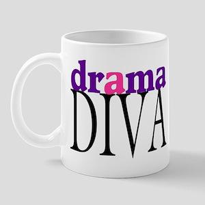 Drama Diva Mug