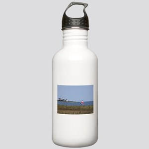Sailing the Stratford Lighthouse Water Bottle