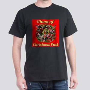 Ghost of Christmas Past Dark T-Shirt