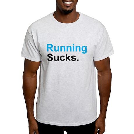 Running Sucks Men's T-Shirt