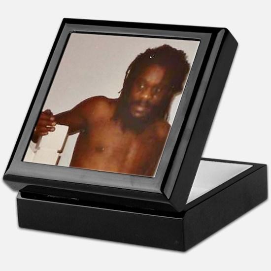 Dennis Brown Topless Keepsake Box