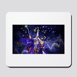 Merlin the Web Wizard Mousepad