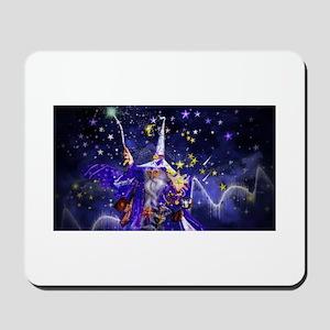 Merlin the Web Wizard Mousepad