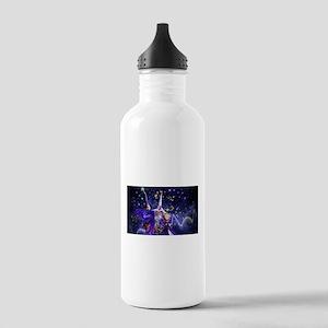 Merlin the Web Wizard Water Bottle