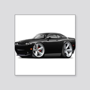 Challenger SRT8 Black Car Sticker