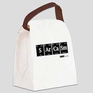 Sarcasm Canvas Lunch Bag