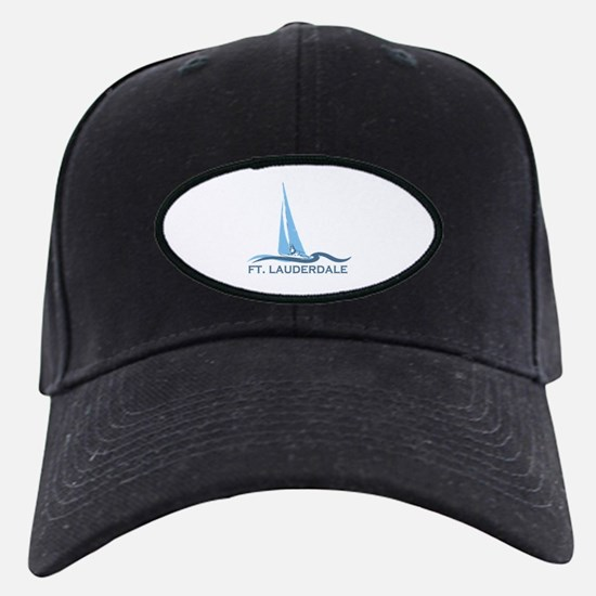 Fort Lauderdale - Sailing Design Baseball Hat
